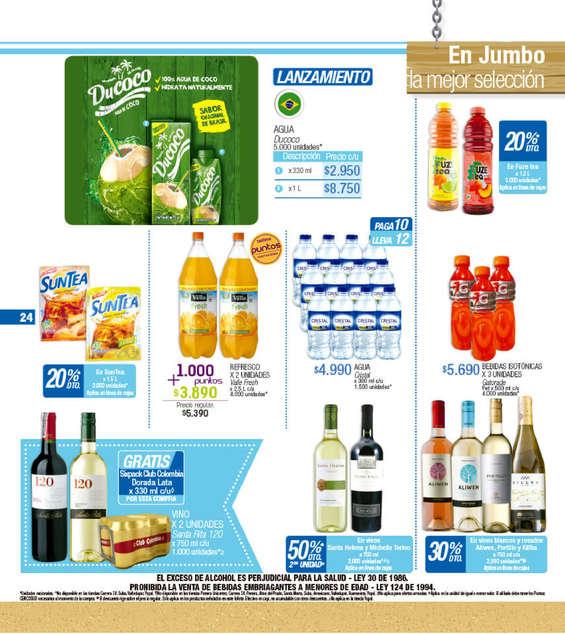 Ofertas de Jumbo, Catálogo - Semana Santa